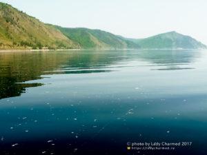 о. Байкал, вид на юго-западный берег