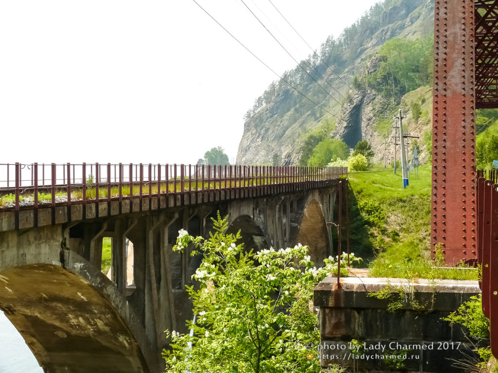 КБЖД, мост через р. Большая Половинная