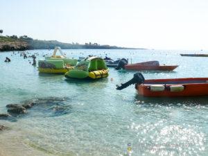 Grecian beach