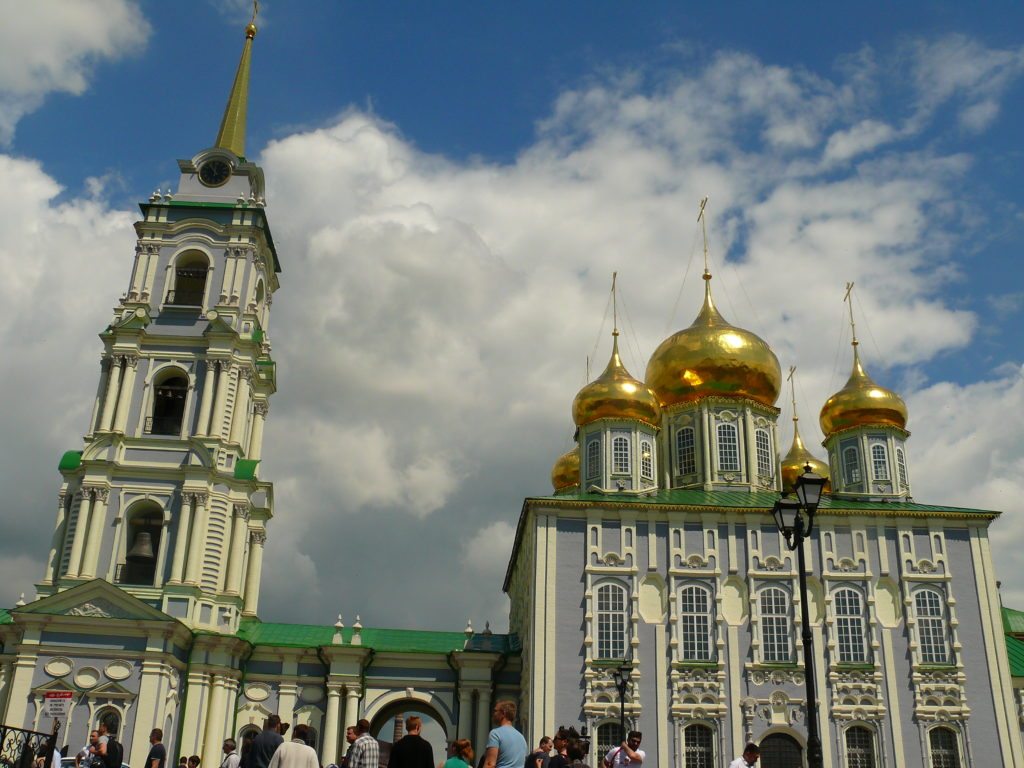 Тульский Кремль. Успенский собор